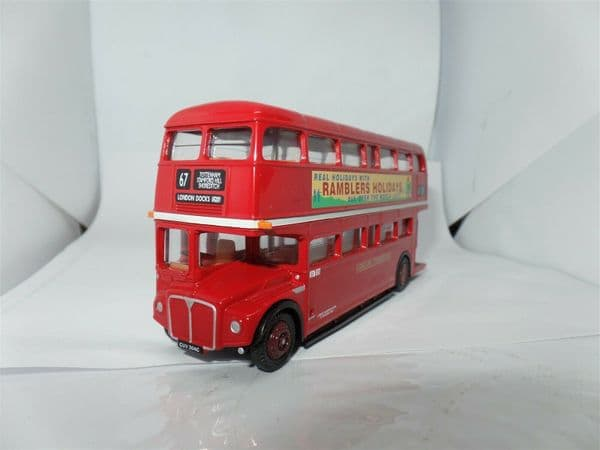 EFE 25503A AEC Routemaster RML Bus London Transport 67 London Docks Ramblers Ass UB